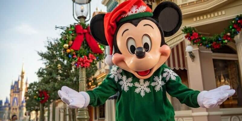 wdw holiday hours