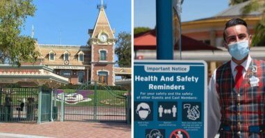 disneyland health and safety