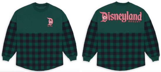 disneyland christmas spirit jersey