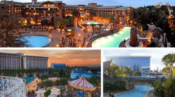 Disneyland on-site hotels