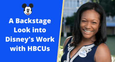 Disney's Work with HBCUs header