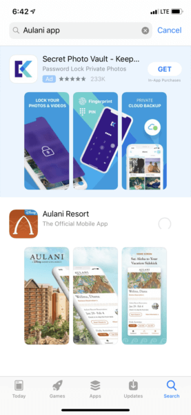 aulani app 4