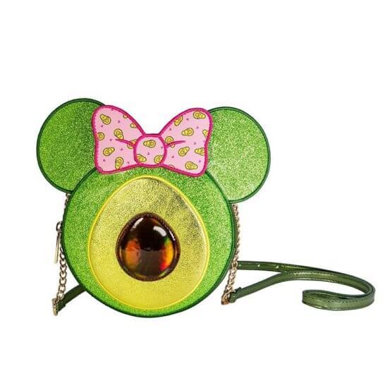 Minnie Avocado bag front