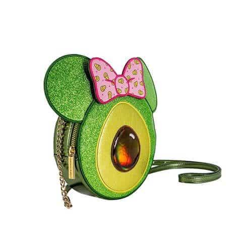 Minnie Avocado bag side
