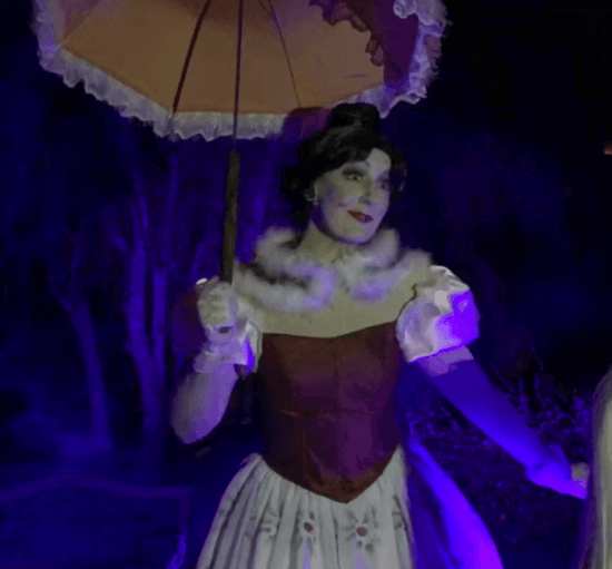 haunted mansion character