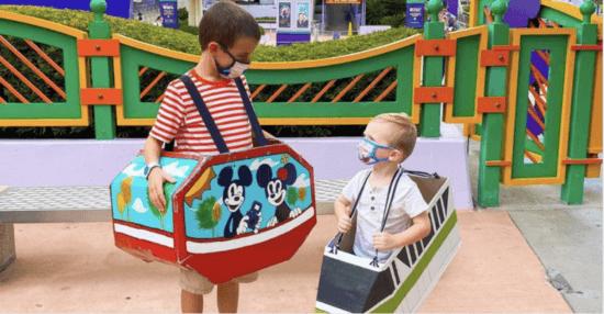 kids costumes wdw
