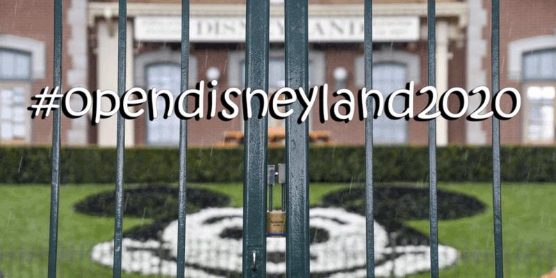 open disneyland
