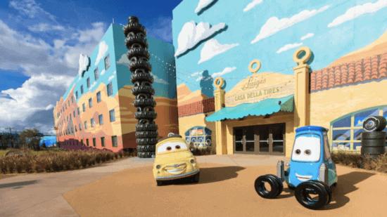 cars art of animation
