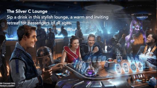 galactic starcruiser silver c lounge