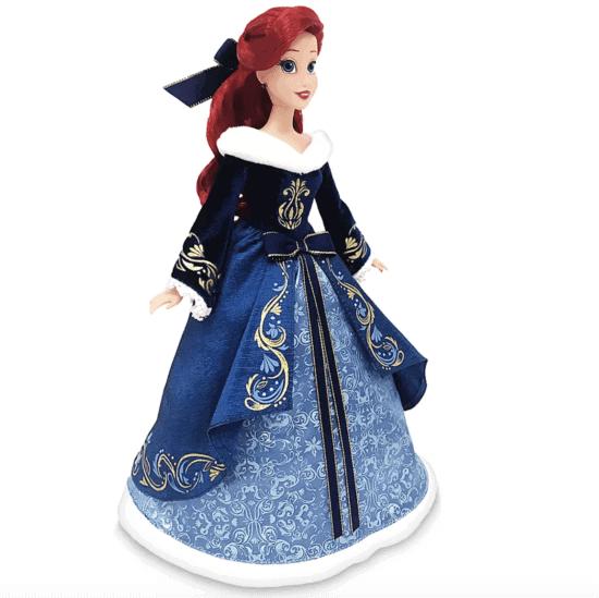 Disney Holiday Doll 2020 Ariel