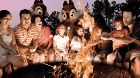 fort wilderness chip and dale