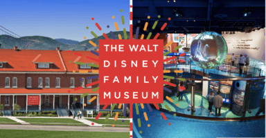 disney family museum header