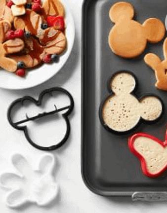 mickey pancake molds