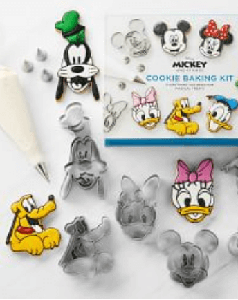 mickey and friends cookies