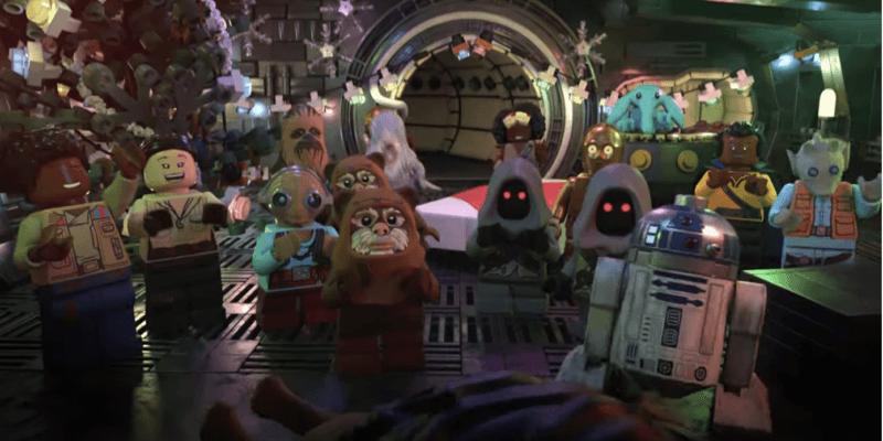 Lego Star wars header