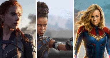 All Female Marvel Movie