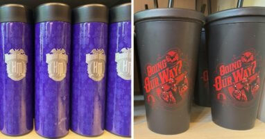 haunted mansion cups