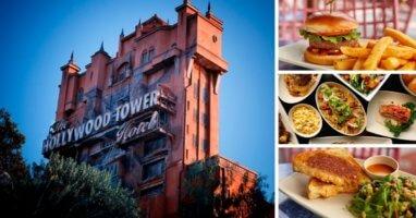 hollywood studios food