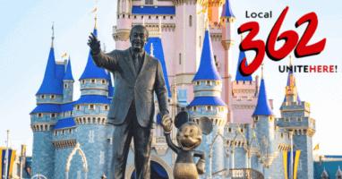 Disney World Layoffs
