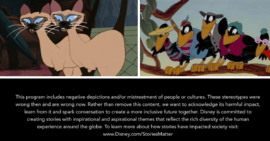 disney plus cultural depictions