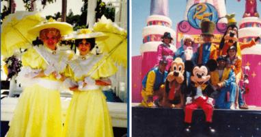 Disney World Cast Member
