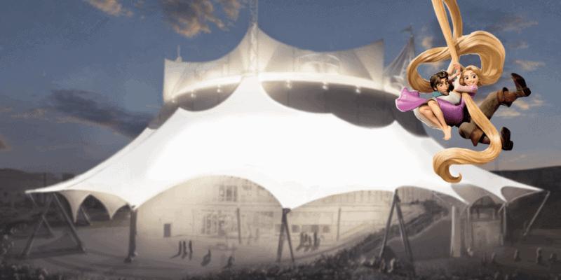 Cirque du Soleil Disney