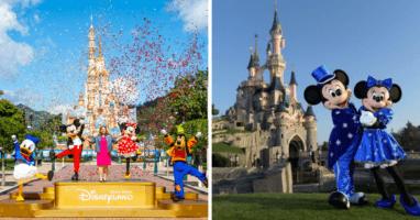 Disneyland Paris Closure