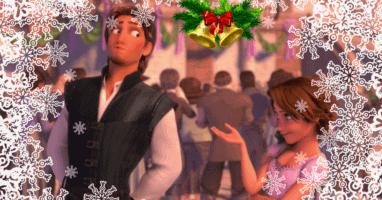 Disney Christmas Shopping