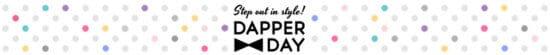 Dapper Day Candy Ribbon