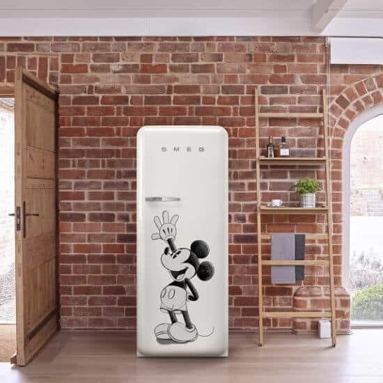 smeg mickey fridge 2