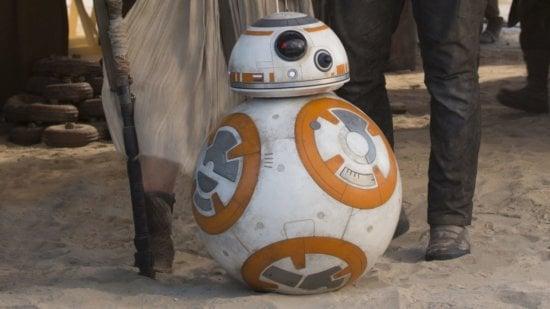 bb-8 droid star wars