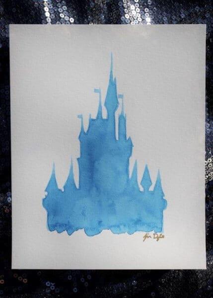 jim doyle castle art