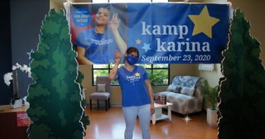 karina make-a-wish