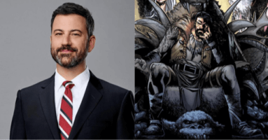 Kimmel and Spiderman 3