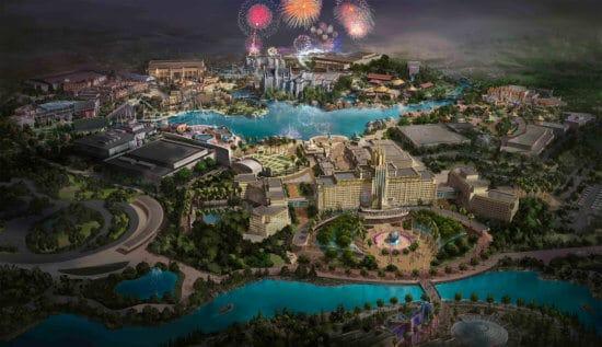 Universal Beijing Theme Park