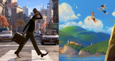 Pixar's Soul and Luca