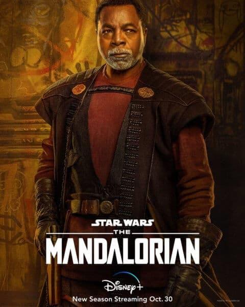 mandalorian season 2 poster