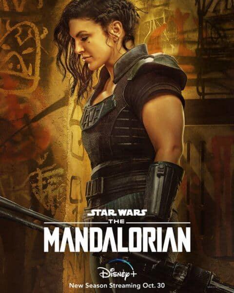 Cara Dune The Mandalorian Season2