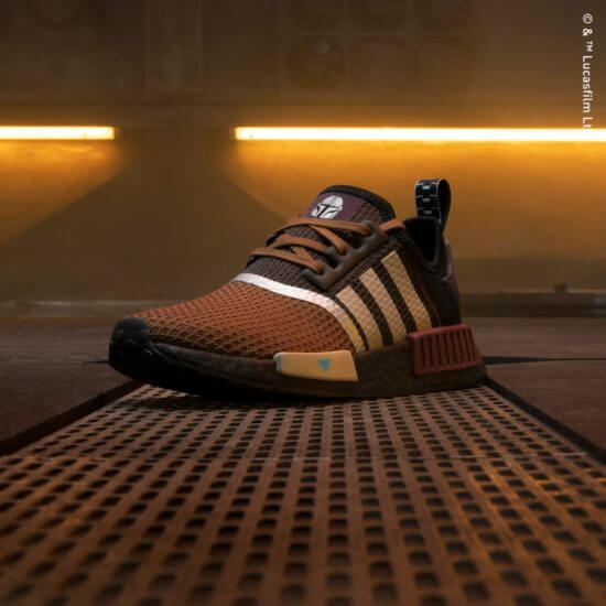 Mandalorian shoes
