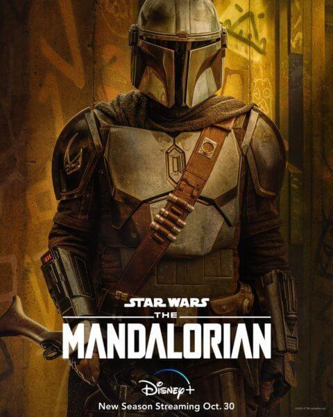 the mandalorian season 2 poster