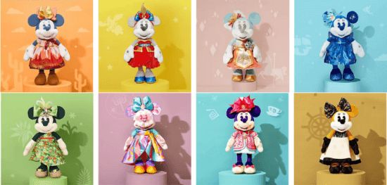 Minnie The Main Attraction Collection