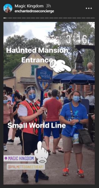 magic kingdom crowds