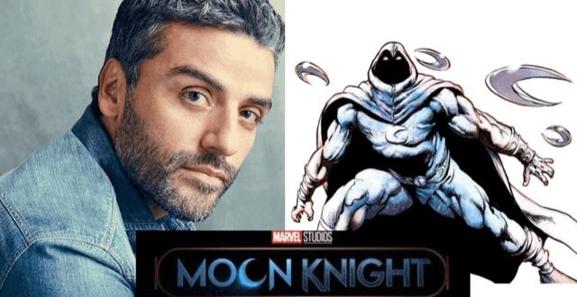 oscar isaac cast as marvel's moon knight