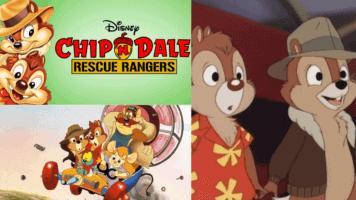 Rescue Rangers movie