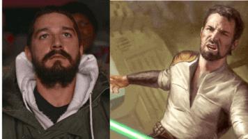Shia Labeouf Star Wars