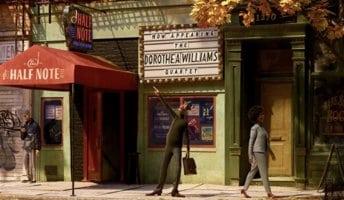 disney and pixar's soul