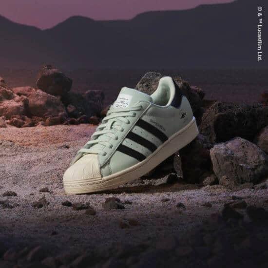 Baby Yoda Adidas shoes