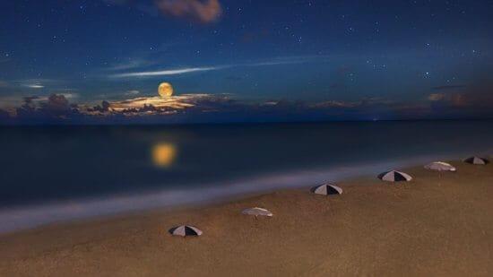 Moonrise Vero Beach