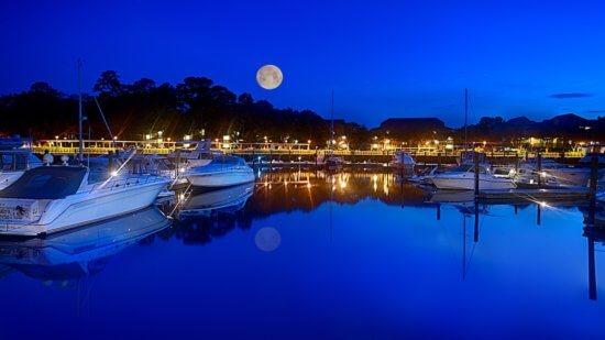 Moonrise Hilton Head