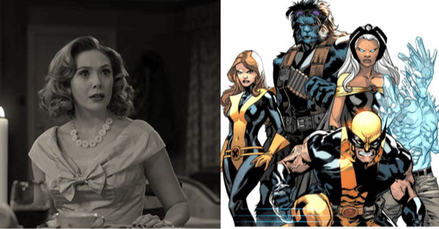 X-Men to possibly be introduced in Wandavision series